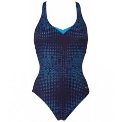 ARENA BODYLIFT W GINA LIGHT CROSS BACK ONE PIECE